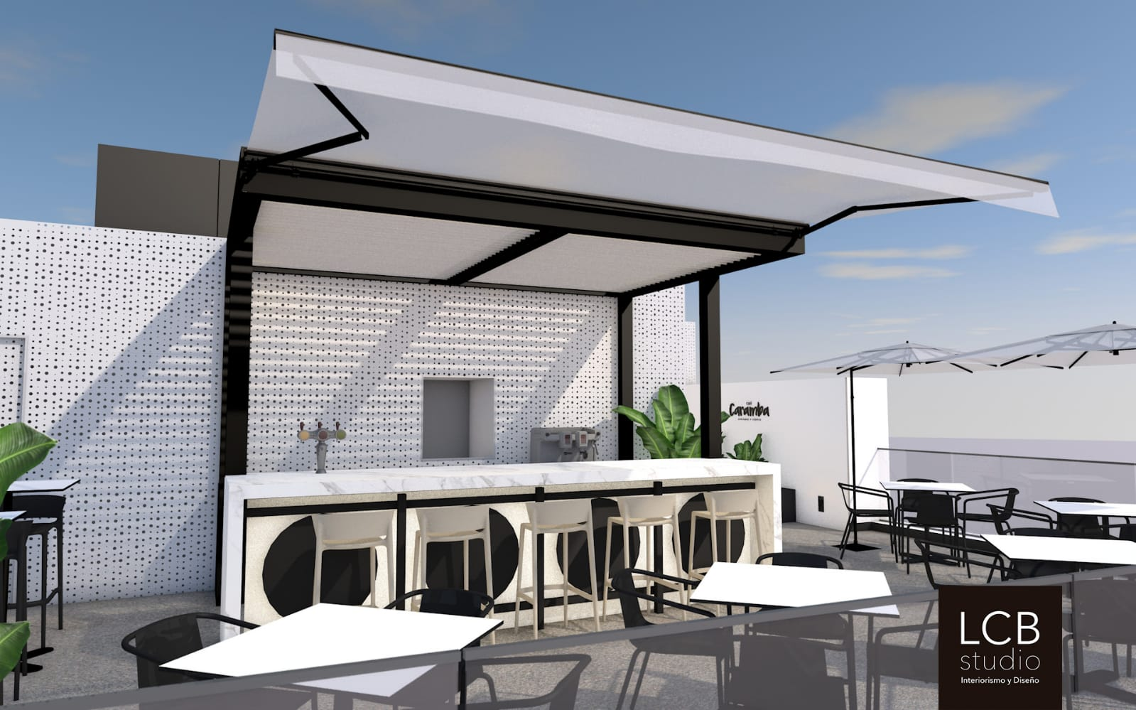 Roof-top Bar